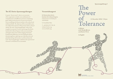 power-tolerance